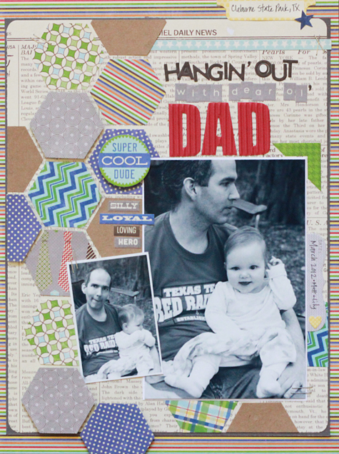 LO-Becky-Hanging With Dad