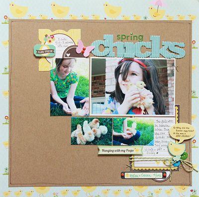 LO-Becky-Spring Chicks