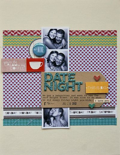 Date Night-Pam Brown