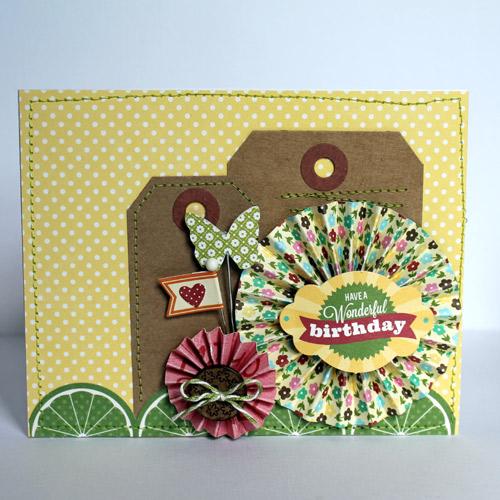 Card-Mel-Wonderful Birthday