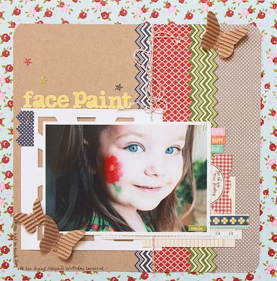 LO-Becky-Face Paint