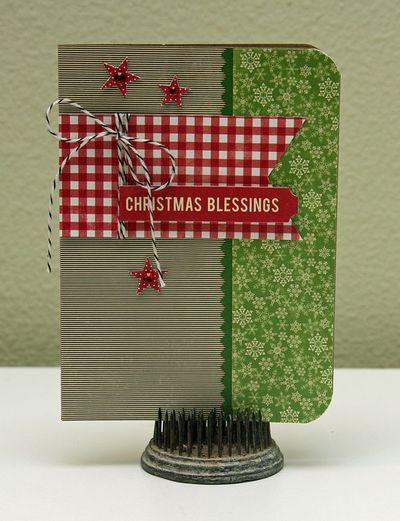 Card-Summer-Christmas Blessings