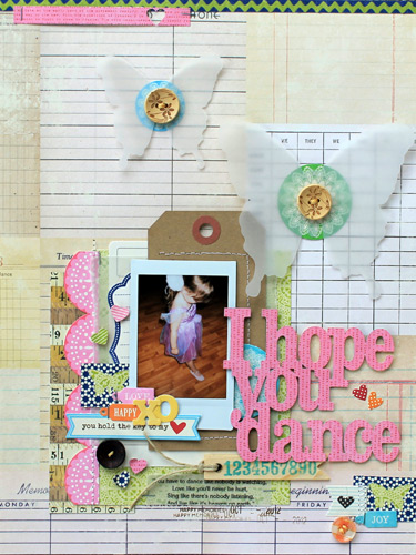 LO-Mel-I Hope You Dance