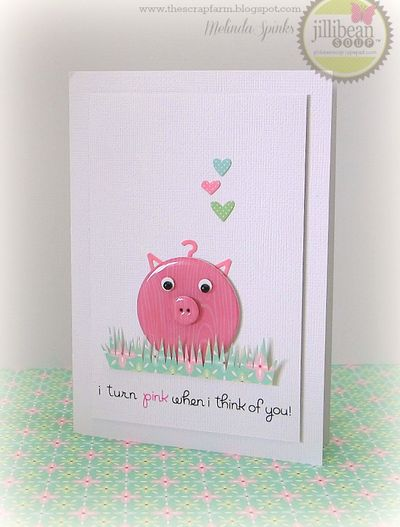 Card-Melinda-I Turn Pink