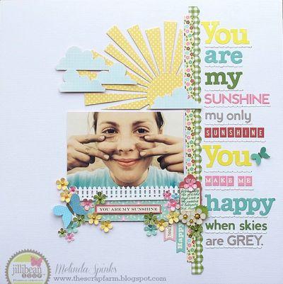 LO-Melinda-You Are My Sunshine