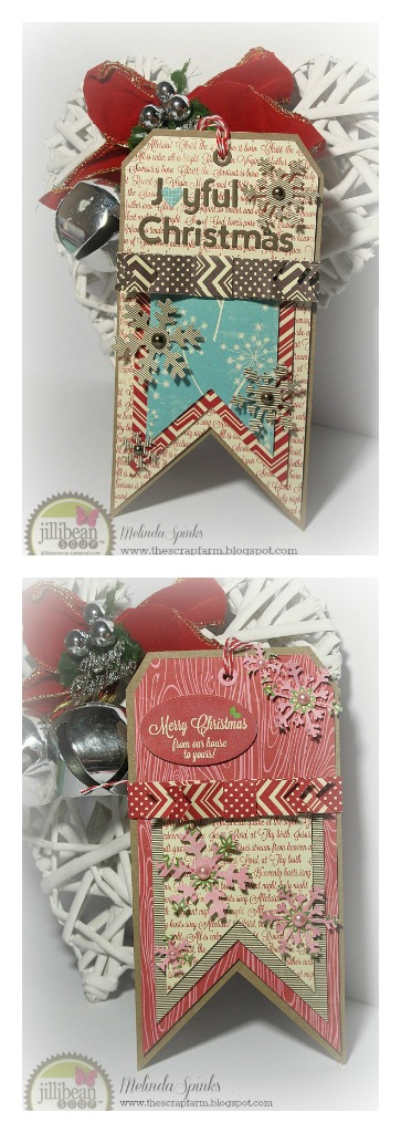 Melinda - Dec - Christmas Tags