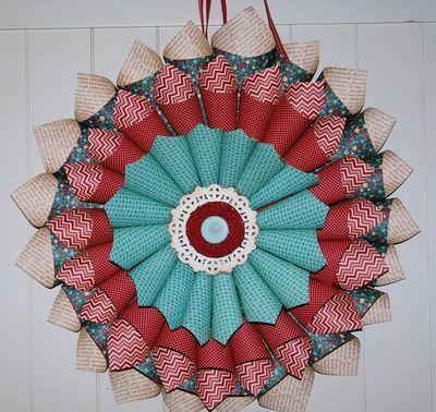 ChristmasConeWreath-karen nuce