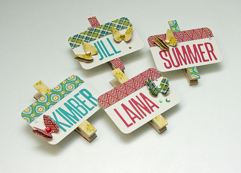 Summer-Clothespin-Name-Tag-Mak