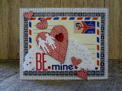 Card-Patty-Be Mine via Airmail