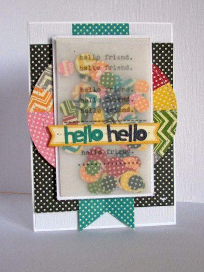 Nicole-hello hello card