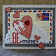 Card-Patty-Be Mine via Airmail