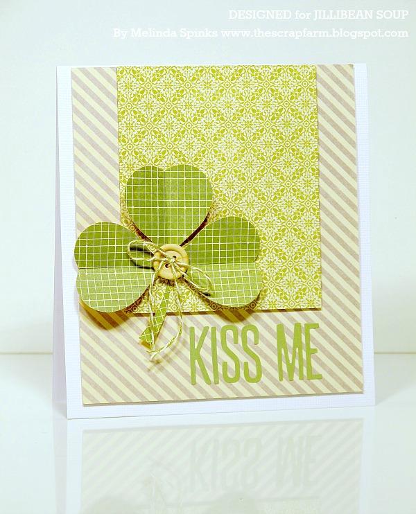 Melinda - JBS - MAR - Kiss Me Card