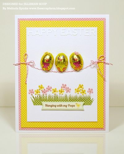 Melinda - JBS - MAR - Happy Easter Card