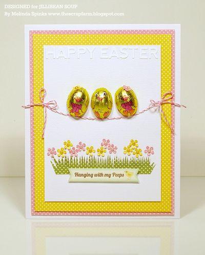 Melinda - JBS - MAR - Happy Easter Card
