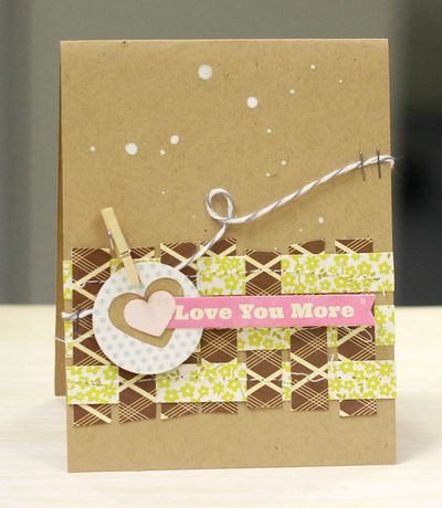 Card-Cindy Lee-Love You More