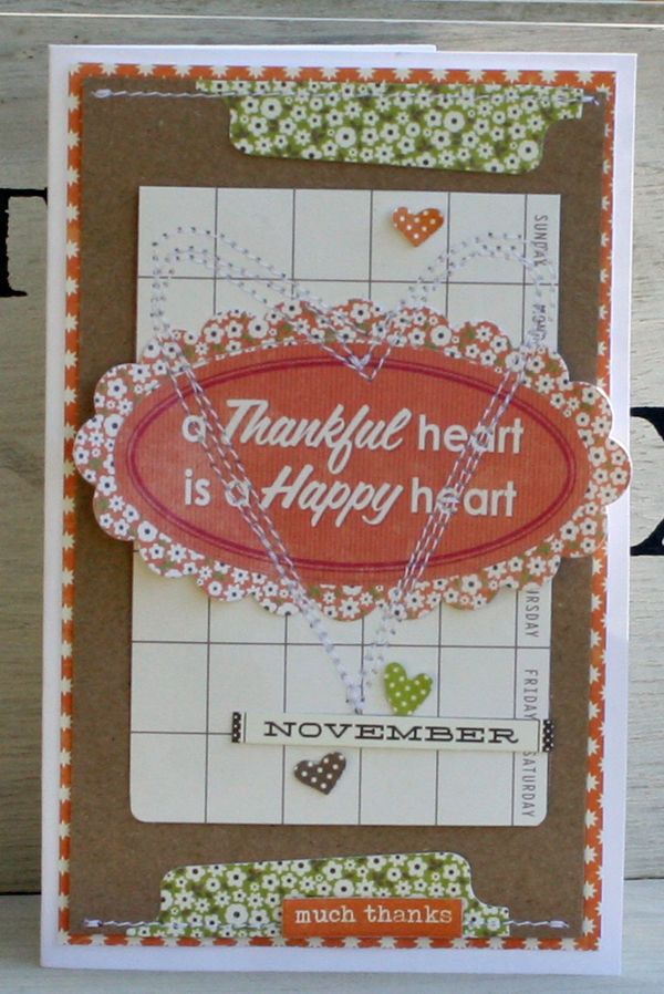Thankful heart danni reid