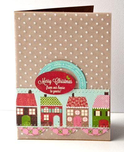 Merry Christmas Card-Valerie