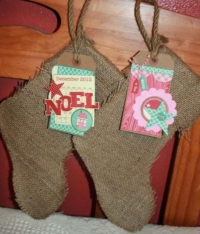 Christmas tags-Kim Holmes