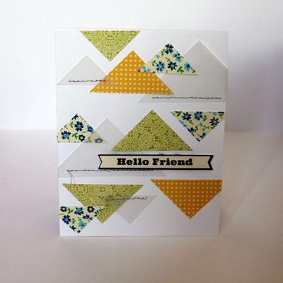 Card-Mel-Hello Friend