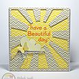 Melinda - Dec - Have a Beautiful Day card