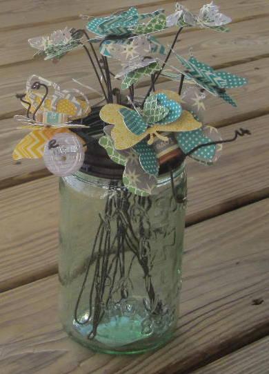 Jen-Butterfly Bouquet