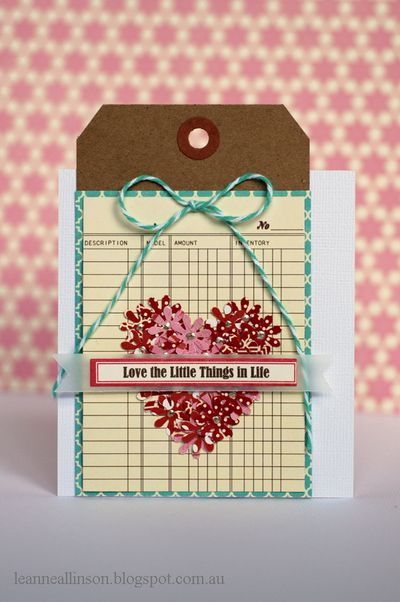 Card-Leanne-Enjoy The Little Things