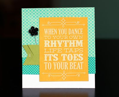 Card-Nancy-When You Dance
