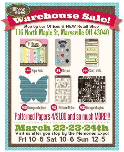 WarehouseSale_2013
