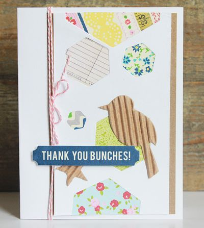 Card-Becky-Thank You Bunches