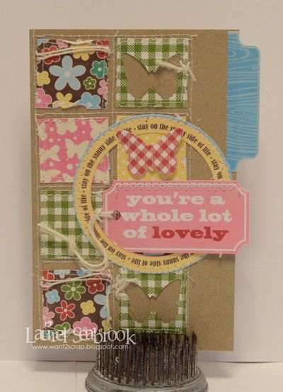 Card-Laurel-Whole Lot of Lovely