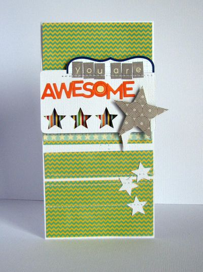 Card-Nicole-You Are Awesome