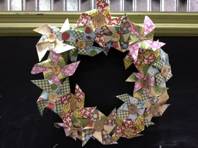 CHA 2013_Day3_Paulas wreath2