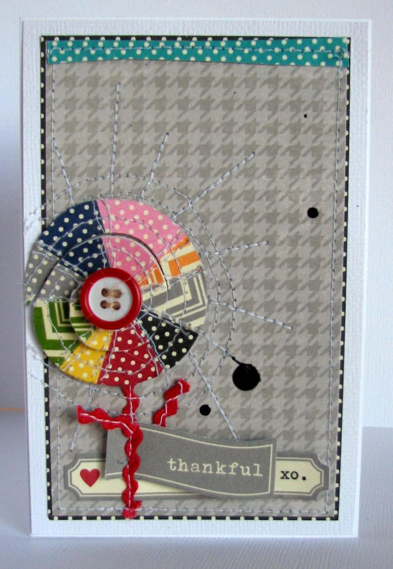 Nicole-thankful card