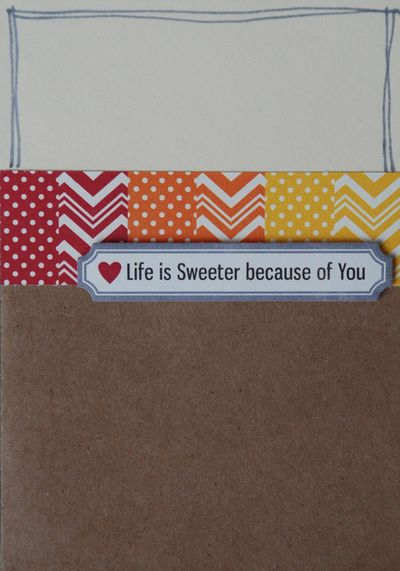 Ancich GDT - Card life is sweeter because of you