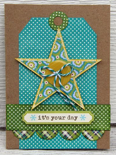 Card-Kim H-It's your day
