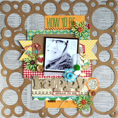 Emily Pitts_HowToBeHappy Layout1_Designer Challenge_ March 2013