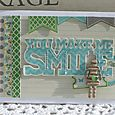 You make me smile card danni reid
