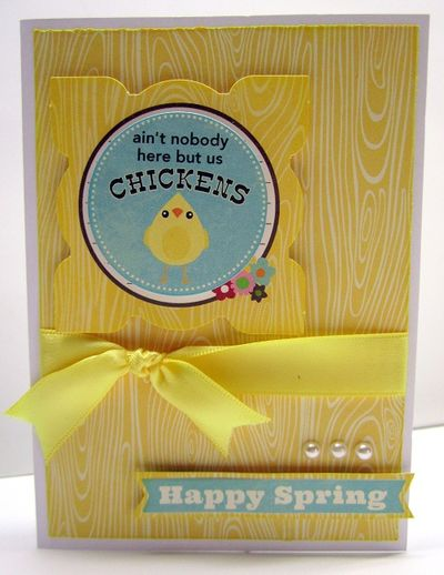 Eileen Mead-Jillibean - Happy Spring