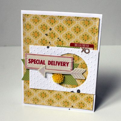 Card-Mel-Special Delivery