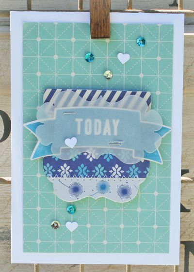 Today card danni reid