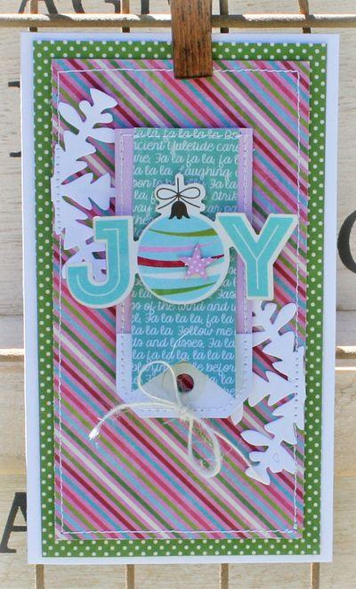 Joy card danni reid