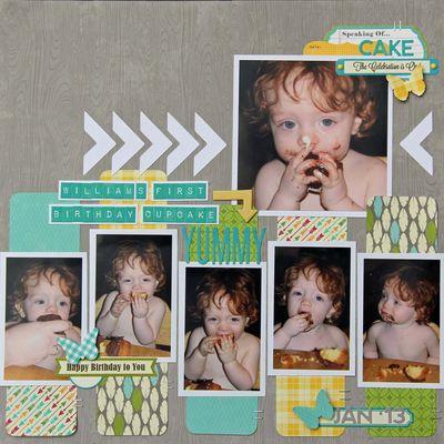 Kim Holmes-Cupcake
