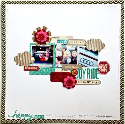Valerie M August Joy Ride