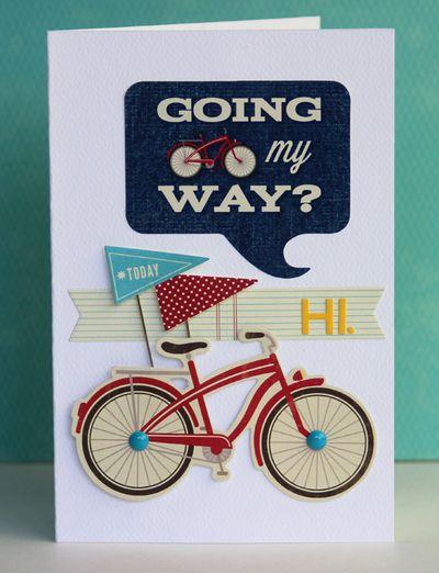My Way Card-Nancy