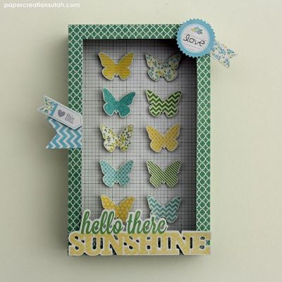 Paper Creations-Hello There Sunshine