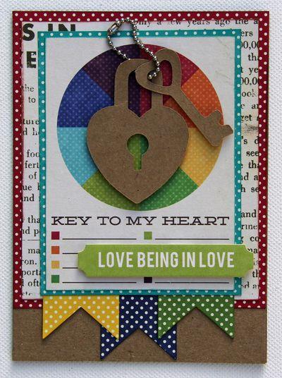 Key Card-Kim Holmes