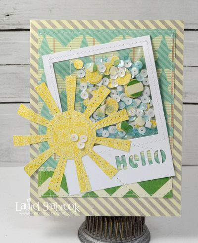 Card-Laurel-Hello