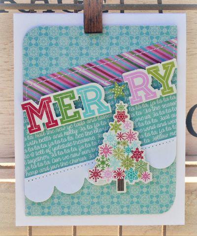Merry card danni reid