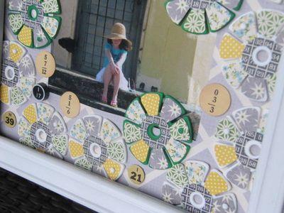 Flower Frame-Jen CU