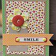 Kim H-smile card august
